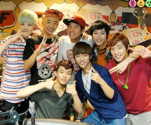 zelo, b.a.p, and daehyun image