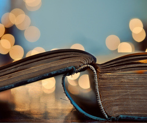 book and lights image