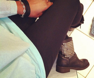 boots, fashion, and cool image