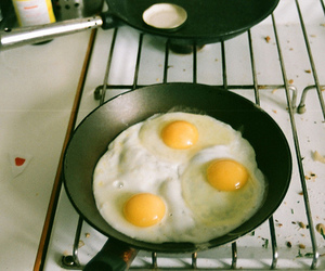 eggs, food, and photography image