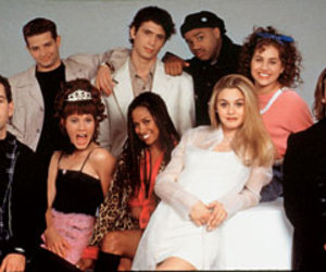 Clueless, alicia silverstone, and brittany murphy image