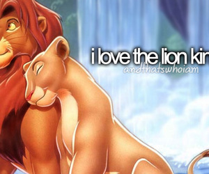 about me, lion king, and movies image