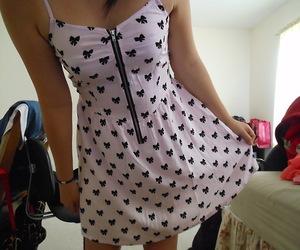 dress, fashion, and cute image