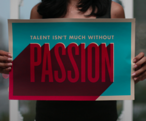 passion and talent image