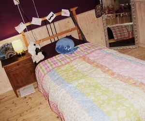 bed room, room, and pip image