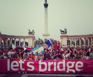 budapest, peace, and united world image