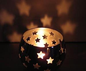 light and stars image