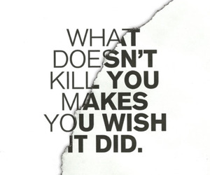 wish, die, and kill image