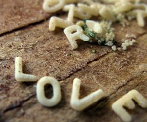 food, message, and text image