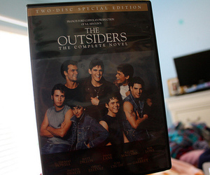 the outsiders, johnny, and movie image