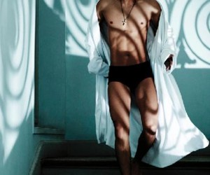 abs, siwon, and sexy image