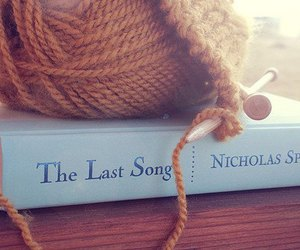 book, the last song, and nicholas sparks image