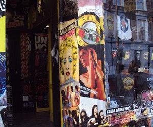 Guns N Roses, rock, and david bowie image