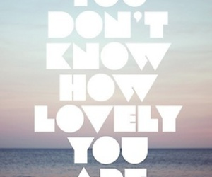 quote, lovely, and text image