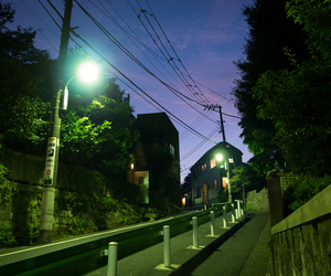 color, street, and tokyo image