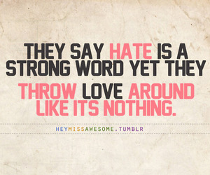Blackbear They Say Hate Is A Strong Word On We Heart It