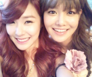 tiffany, snsd, and sooyoung image