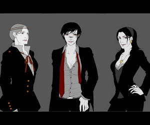 chic, females, and dragon age image