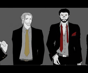 chic, males, and dragon age image