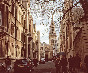 oxford and city image