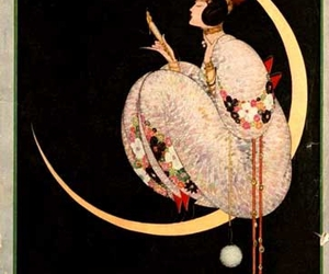 1910s, vogue, and art deco image