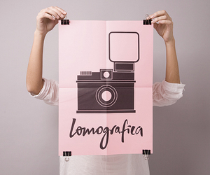 camera, poster, and illustration image