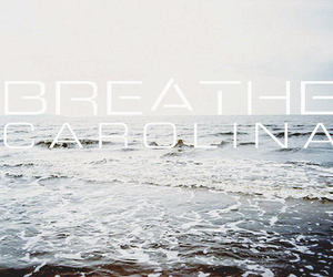 beach, breathe carolina, and landscape image