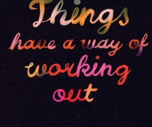 quote, things, and life image