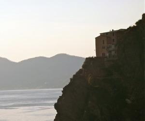 beautiful, cinque terre, and landscape image
