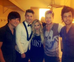 demi lovato and hot chelle rae image