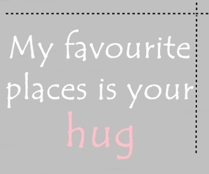 favourite, hug, and place image