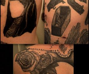 Tattoos and stick n poke image