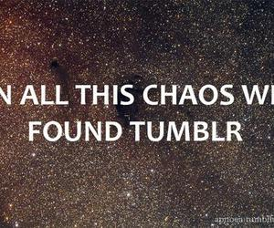 tumblr, stars, and text image