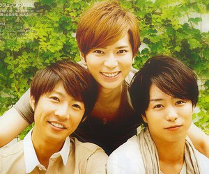 arashi, J-pop, and japanese image