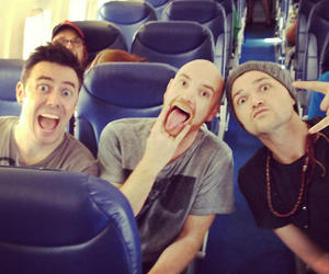 the script, band, and danny o'donoghue image
