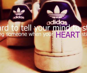 adidas, colour, and quotes image