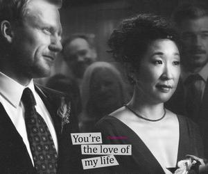 Greys, crowen, and love image