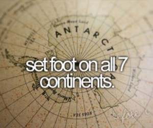 continents and travel image
