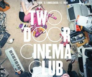 two door cinema club and music image