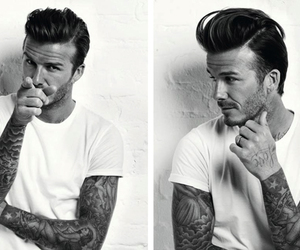 tattoo, David Beckham, and beckham image