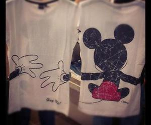fashion, mickey, and cute image