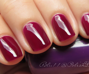 jelly, nail polish, and mani image