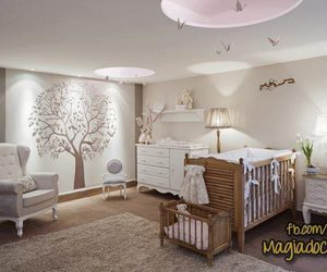 baby, home, and room image