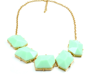 accessories, chic, and necklace image
