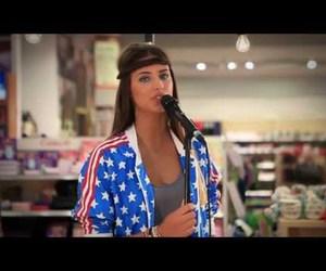 america, beautiful, and music image
