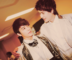 super junior, donghae, and kyuhyun image
