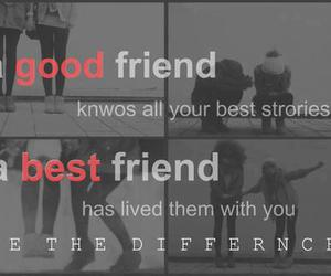 friends, Best, and best friends image