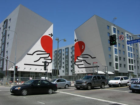building, contemporary, and graphic image