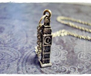 Big Ben, necklace, and cte image