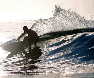 surf, water, and waves image